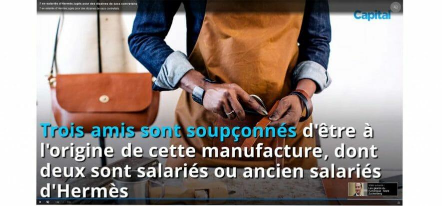 Fake Birkin: Hermès asks for 2 million damages, the defence arises