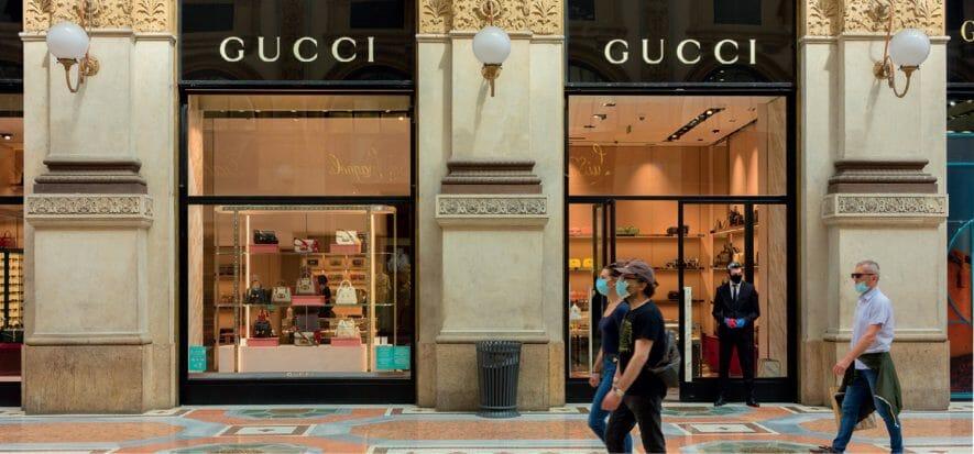 The four major weaknesses of post-virus luxury market