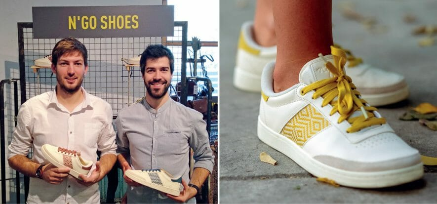 N'go Shoes, sneaker solidali per sostenere l'istruzione in Vietnam