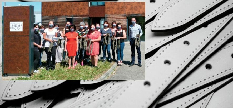 France: the textiles' group Jabouley opens a 2nd leather goods production site