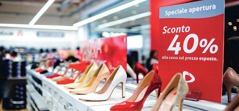 Anche Pittarosso chiede il concordato: retail italiano al palo