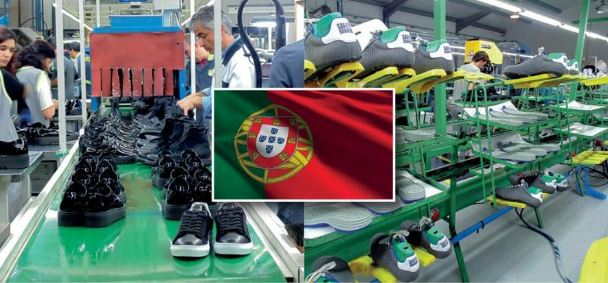 Portugal, 61% of footwear manufacturers have orders for at least the next 2 months