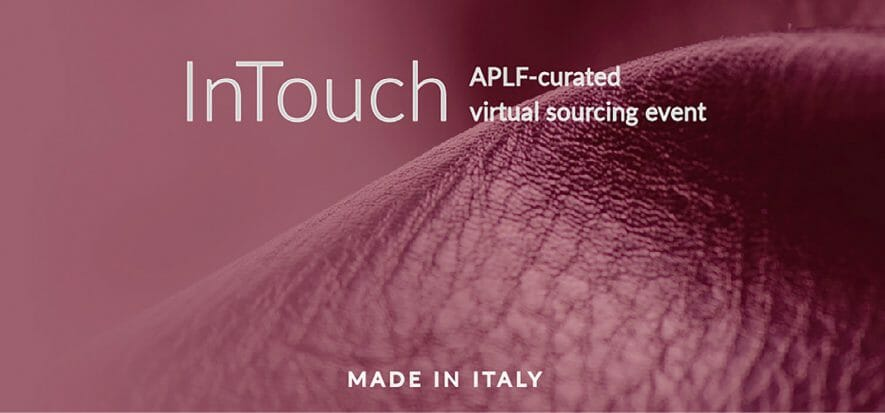 InTouch: APLF and UNIC promote made in Italy leather