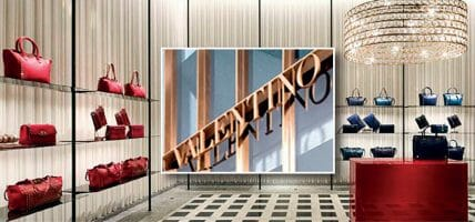 As it is, New York is too expensive: Valentino wants to end its rent