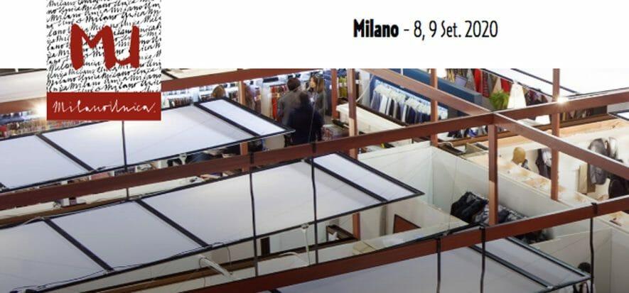 """Milano Unica a settembre c'è: """"Segnale di ottimismo e vitalità"""""""