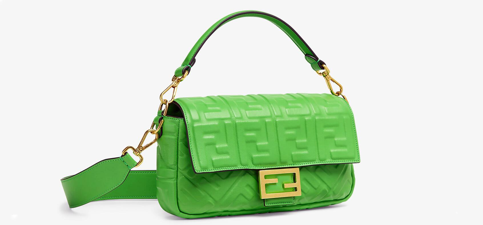 Una borsa, una storia: le mille e una Baguette di Fendi