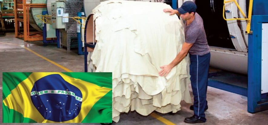A horrible June for Brazilian leather: export at -47%