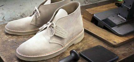 Una scarpa, una storia: le Desert Boot di Clarks