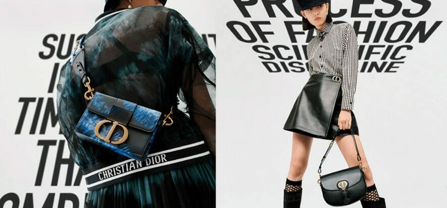 Dior's great rise, with a fashion show in Lecce and resisting CRV