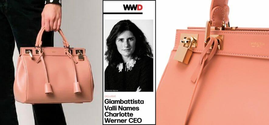 Dalla pelletteria LV il CEO di Giambattista Valli: un indizio?