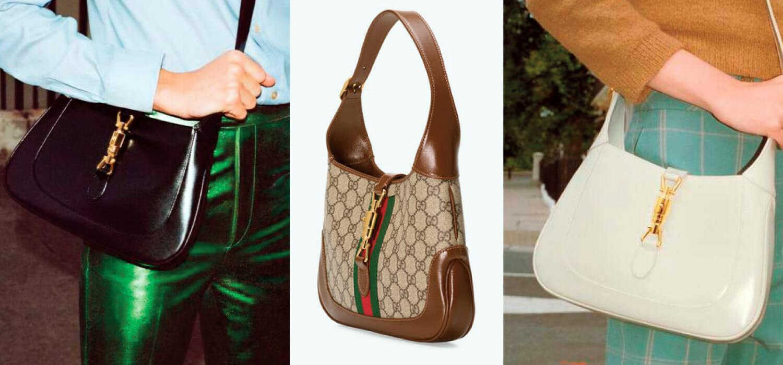 Una borsa, una storia: la Jackie di Gucci, che ora è gender fluid
