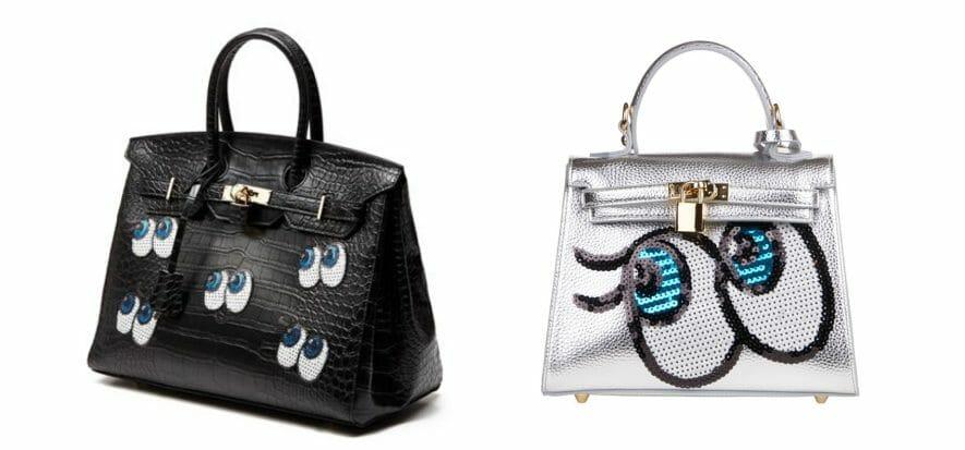 Hermès non molla: Playnomore ha copiato Kelly e Birkin (per ora…)