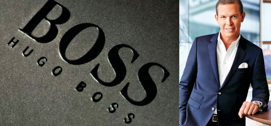 Hugo Boss recovery plan: a new partner, a new CEO and new strategies