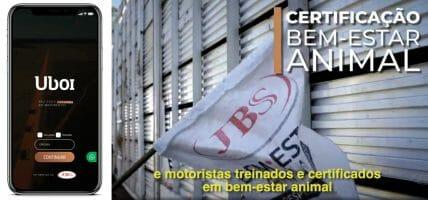 JBS lancia UBOI, la prima app del trasporto di bestiame on demand
