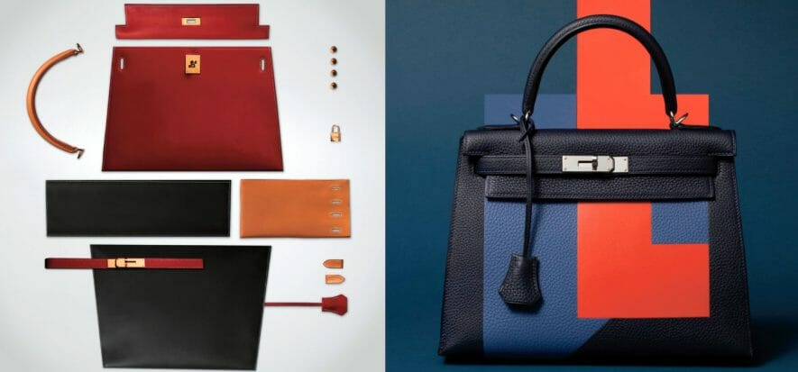 Hermés acquires accessories manufacturer J3L, while Bali Berret leaves her post
