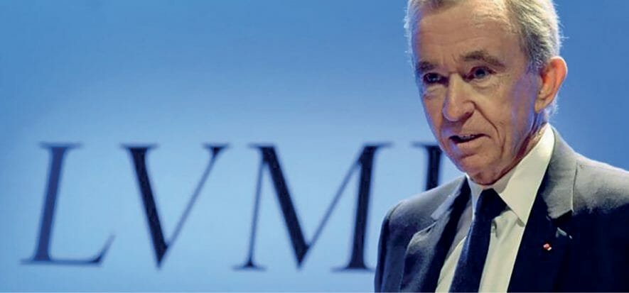 """Covid-19 hurts, but """"fairly robust"""" signs make LVMH hope for the best"""
