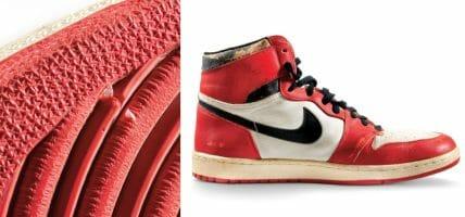 Si attendono follie: 11 sneaker di MJ all'asta da Christie's