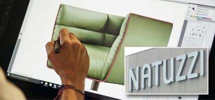 Natuzzi sales down 22.4% in the first quarter