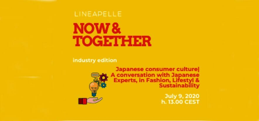 Lineapelle Now & Together racconta il Giappone, domani alle 13