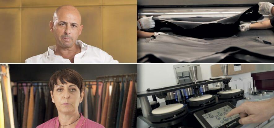 Bonaudo e Sciarada spiegano la sostenibilità della pelle - VIDEO
