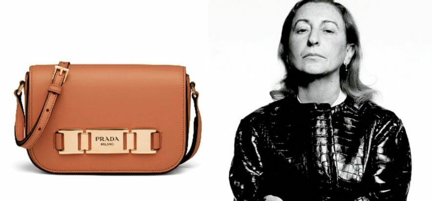 """Miuccia Prada cauta sul lusso lento: è """"la fine dell'industria"""""""