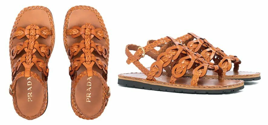 Prada's sandals: is it cultural appropriation or not?