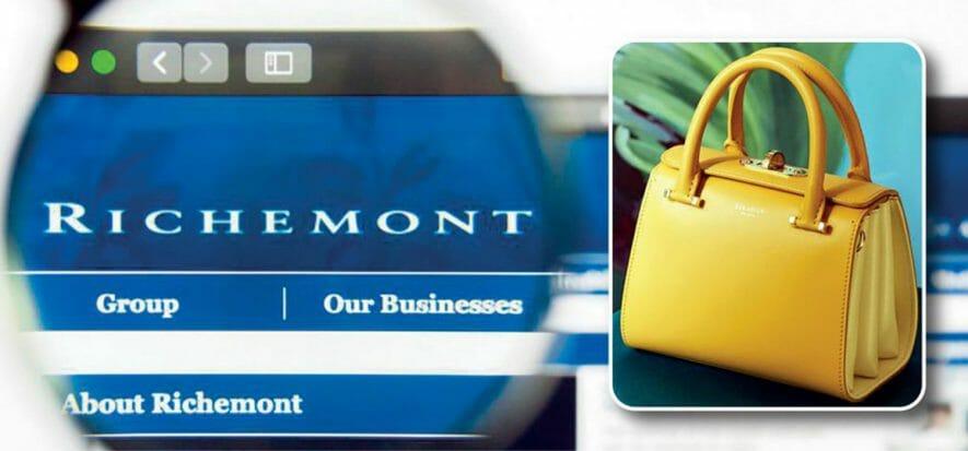 Richemont lose 1.747 billion euros in the quarter, accessories go KO