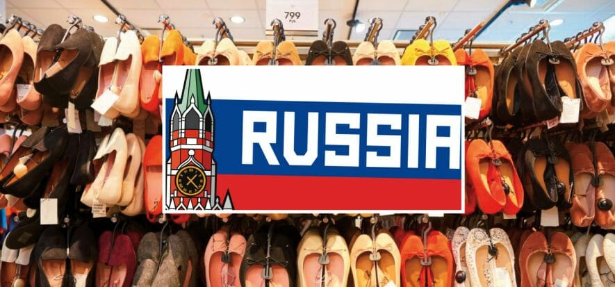 Moscow, shoe mandatory labelling: see what is going to change