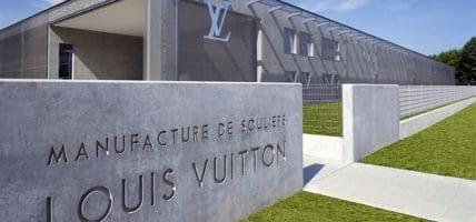 In tour nel calzaturificio Louis Vuitton di Fiesso d'Artico