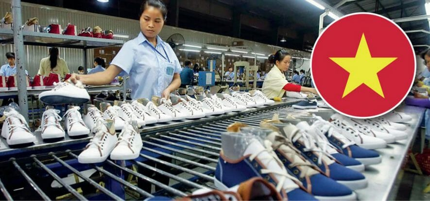 Covid-19 did not spare Vietnamese footwear: -6.7% in the half-year period