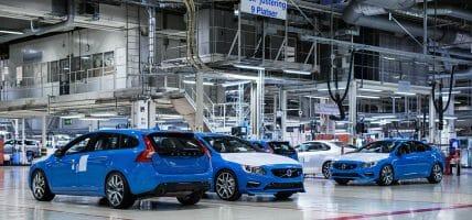 Volvo sorride: a luglio fa +14,2%. Toyota, invece, soffre