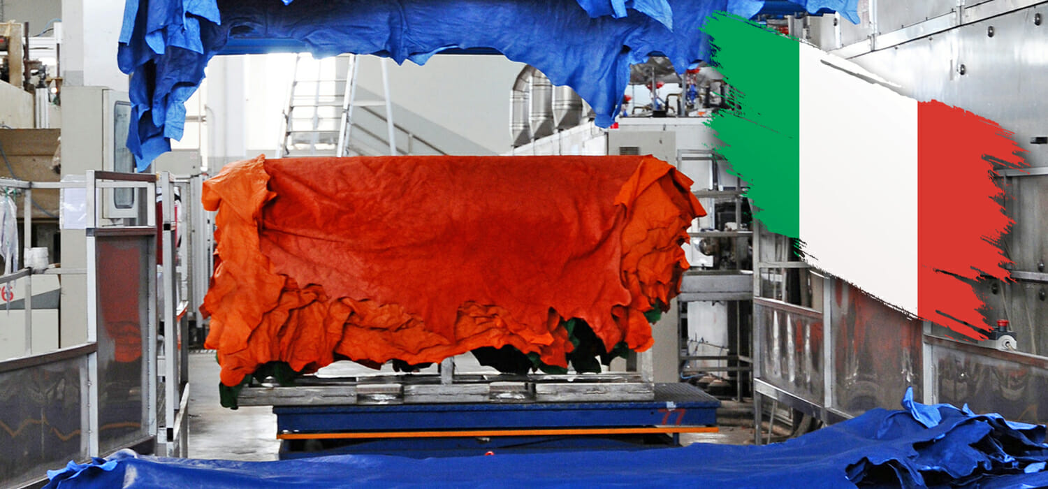 The pandemic effects on Italian leather (from January to May)
