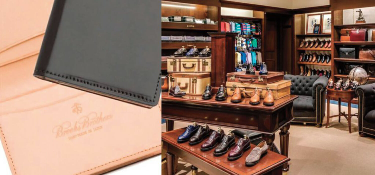 Brooks Brothers returns to the US, with the recovery plan