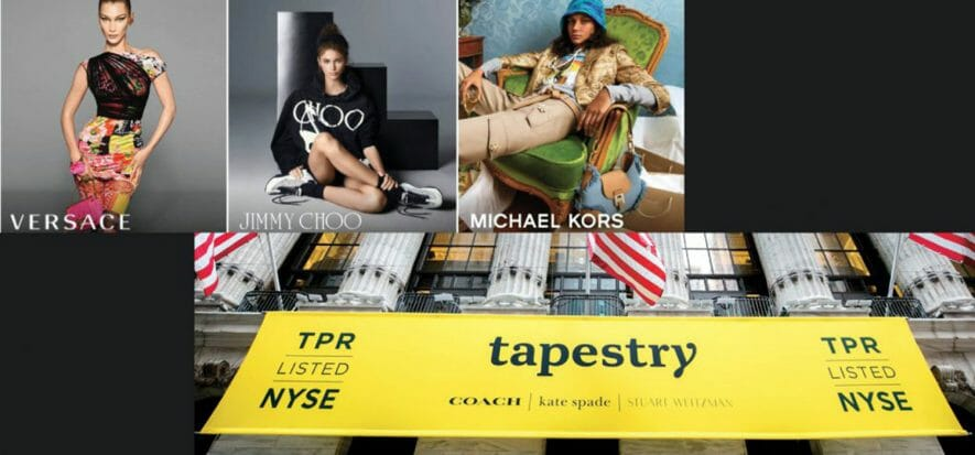 Capri Holdings and Tapestry beat expectations this quarter