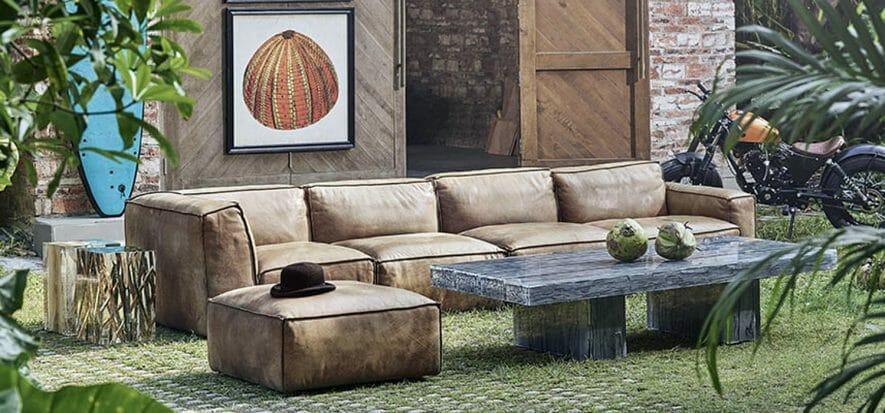 Acquisizioni inglesi: Timothy Oulton compra The Sofa Workshop