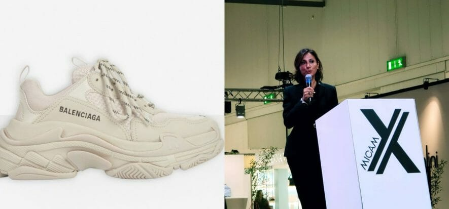 Studying Balenciaga's Triple S to understand reshoring