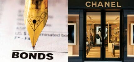 Chanel's green commitment: 600 million euros from bonds, 35 for clean energy