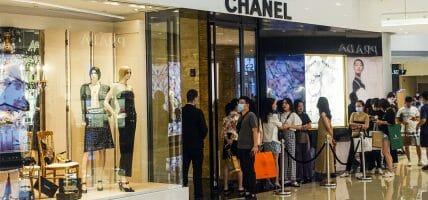 L'economia cinese è in forma e i trend di Tiffany lo confermano