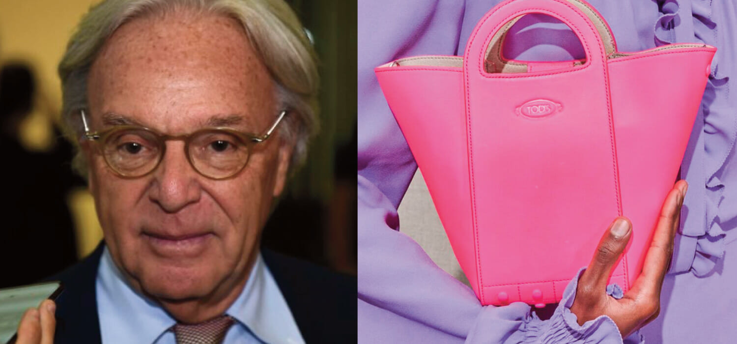 Here is how Della Valle plans on relaunching Tod's and consolidate his empire