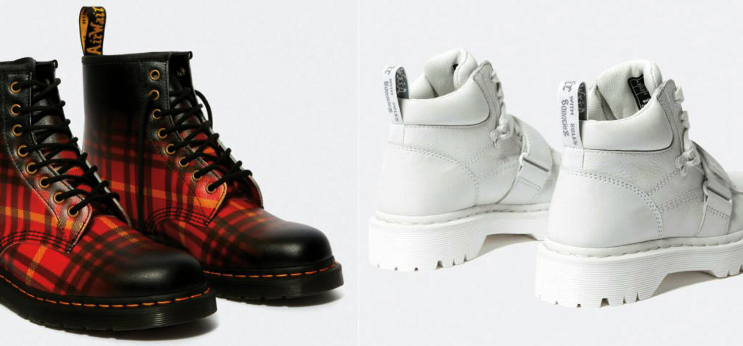 Where did we leave off? Dr. Martens reboots with IPO and sale