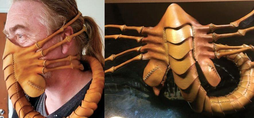 Alien si rifà la pelle: la maschera è un successo mostruoso