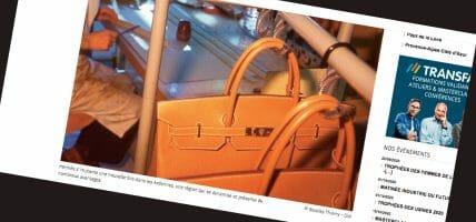 France, Hermès confirm new leather goods factory in Auvergne