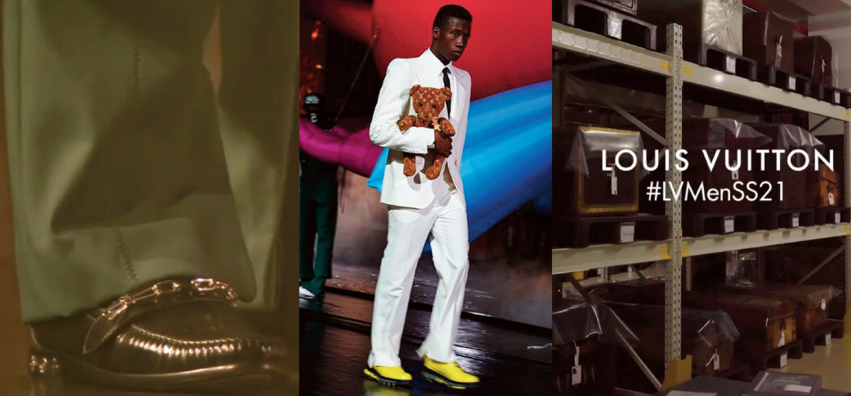 Louis Vuitton porta l'Uomo a Tokyo, tra gonfiabili e mood childish