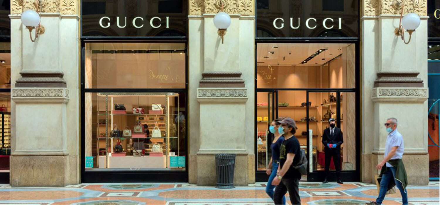 Luxury quarterly sales down 10%, claim UBS, and brace up for trade war effects