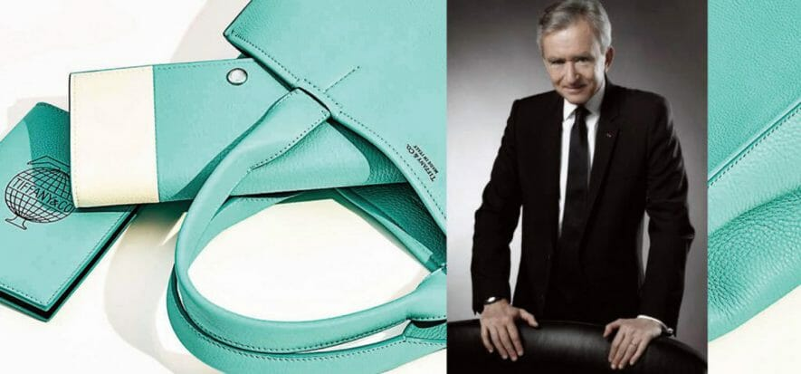 LVMH disagrees: Tiffany's acquisition may be cancelled
