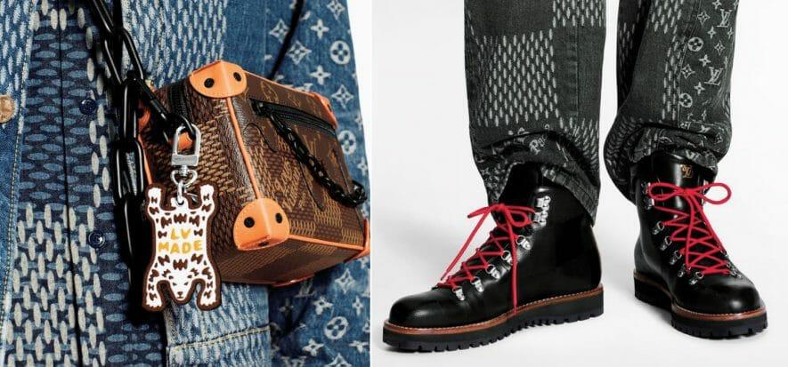 LV², la co-lab di Abloh con NIGO è il trionfo dello streetwear