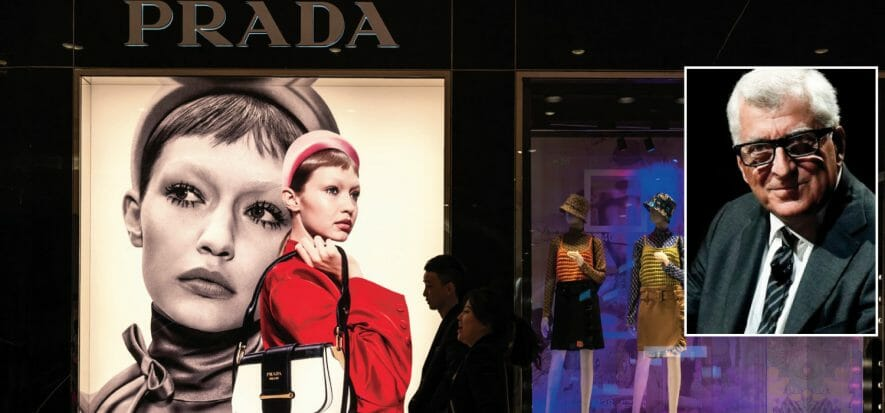 Prada's confirmation: China is present, sales are exceeding 2019
