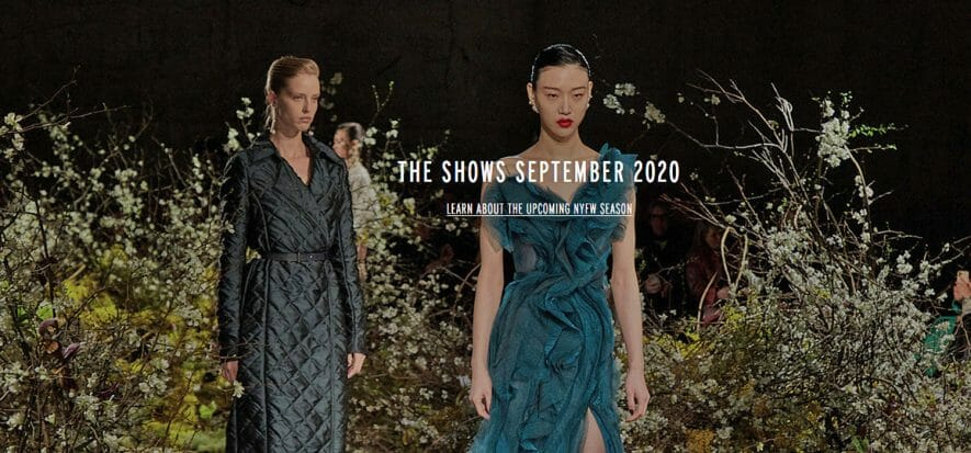 What we expect from New York, London and Paris fashion shows