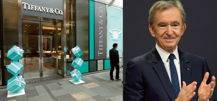 What an argument: after Tiffany, LVMH turn to counsels likewise
