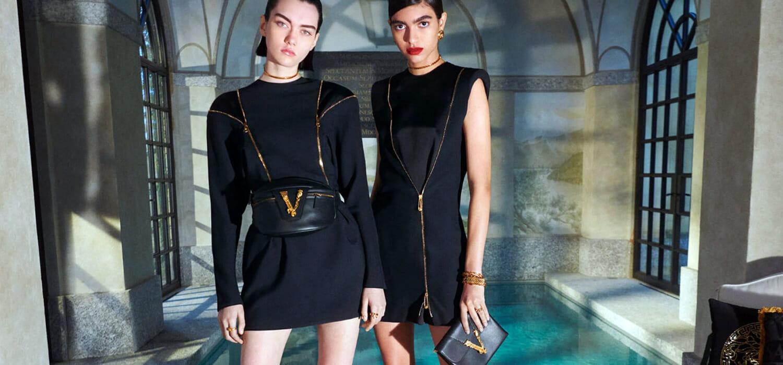 """Capri Holdings su Versace: """"È la nostra importante risorsa"""""""